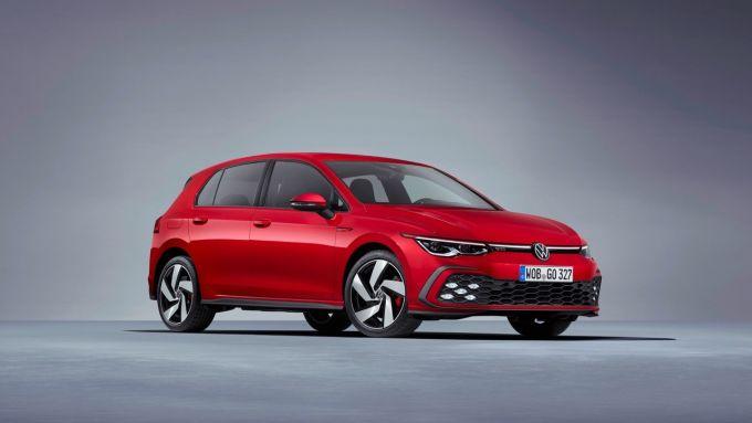 Nuova VW Golf GTI 2020: motore turbo da 245 CV