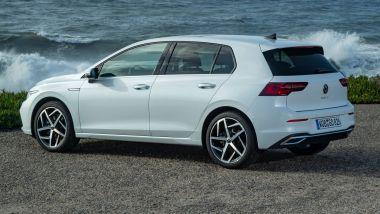 Nuova VW Golf