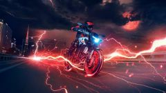 Nuova Yamaha MT-03: debutto a Eicma 2019