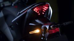 Nuova Yamaha MT-03: dettaglio posteriore