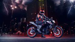 Nuova Yamaha MT-03: foto, prezzo, scheda tecnica, della Naked A2