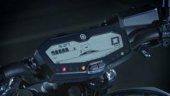 Nuova Yamaha MT-07 2018, la strumentazione