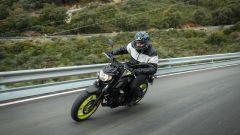 Nuova Yamaha MT-07: la prova su strada - Immagine: 3