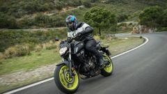 Nuova Yamaha MT-07: la prova su strada - Immagine: 4