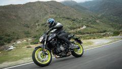 Nuova Yamaha MT-07: la prova su strada - Immagine: 5