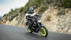 Nuova Yamaha MT-07: la prova su strada - Immagine: 7