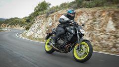 Nuova Yamaha MT-07: la prova su strada - Immagine: 8