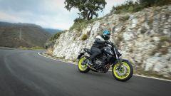 Nuova Yamaha MT-07: la prova su strada - Immagine: 9