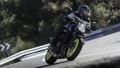 Nuova Yamaha MT-07: la prova su strada - Immagine: 13