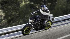 Nuova Yamaha MT-07: la prova su strada - Immagine: 15