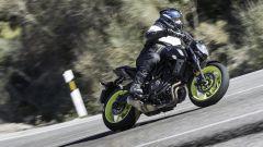Nuova Yamaha MT-07: la prova su strada - Immagine: 16