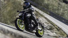 Nuova Yamaha MT-07: la prova su strada - Immagine: 17