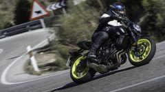 Nuova Yamaha MT-07: la prova su strada - Immagine: 12