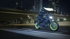 Nuova Yamaha MT-07: la prova su strada - Immagine: 19