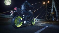 Nuova Yamaha MT-07: la prova su strada - Immagine: 20