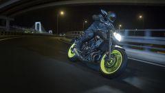 Nuova Yamaha MT-07: la prova su strada - Immagine: 26