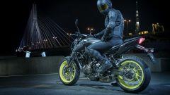 Nuova Yamaha MT-07: la prova su strada - Immagine: 28