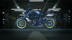 Nuova Yamaha MT-07: la prova su strada - Immagine: 29