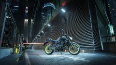 Nuova Yamaha MT-07: la prova su strada - Immagine: 30