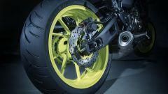 Nuova Yamaha MT-07: la prova su strada - Immagine: 38