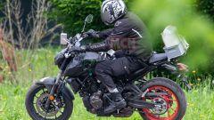 Nuova Yamaha MT-07 2020, arrivo, scheda tecnica, novità
