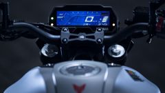 Nuova Yamaha MT-125 2020: il nuovo display LCD