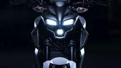 Nuova Yamaha MT-125 2020: il nuovo gruppo luci anteriore