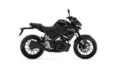 Nuova Yamaha MT-125 2020 nera