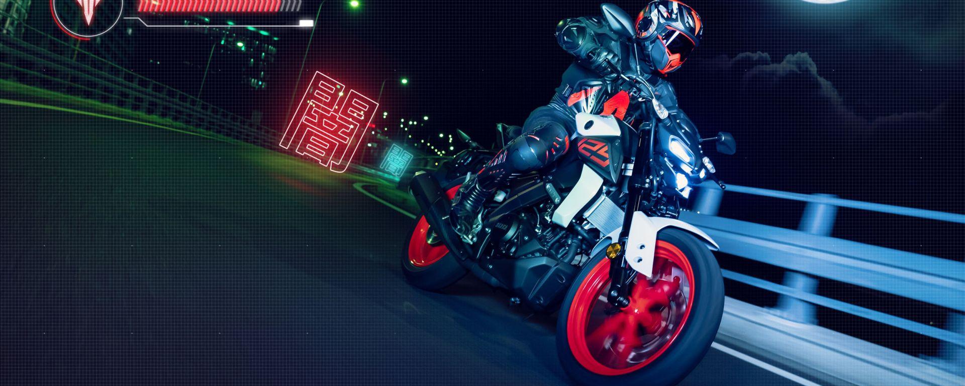 Nuova Yamaha MT-125 2020