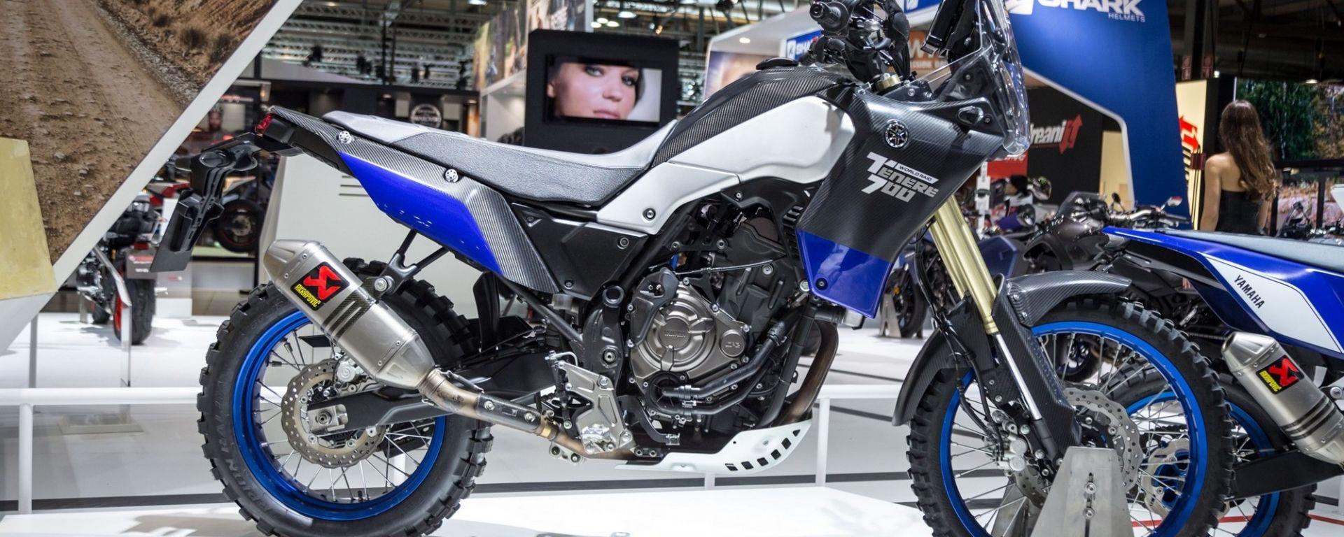 Nuova Yamaha Ténéré 700