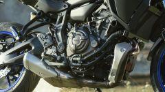 Nuova Yamaha Tracer 700: il motore CP2 è ora Euro5