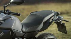 Nuova Yamaha Tracer 700: la sella è stata riprogettata