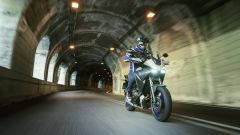Nuova Yamaha Tracer 700: tutto nuovo il frontale
