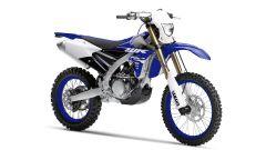 Nuova Yamaha WR250F 2018