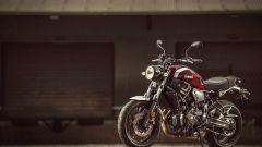 Nuova Yamaha XSR 700
