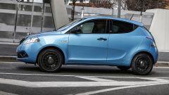 Nuova Ypsilon Hybrid Ecochic, altolà ai consumi