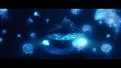 Nuova Ypsilon Hybrid Ecochic, un frame della campagna tv