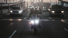 Nuova Zero Motorcycles SR/S all'uso in città