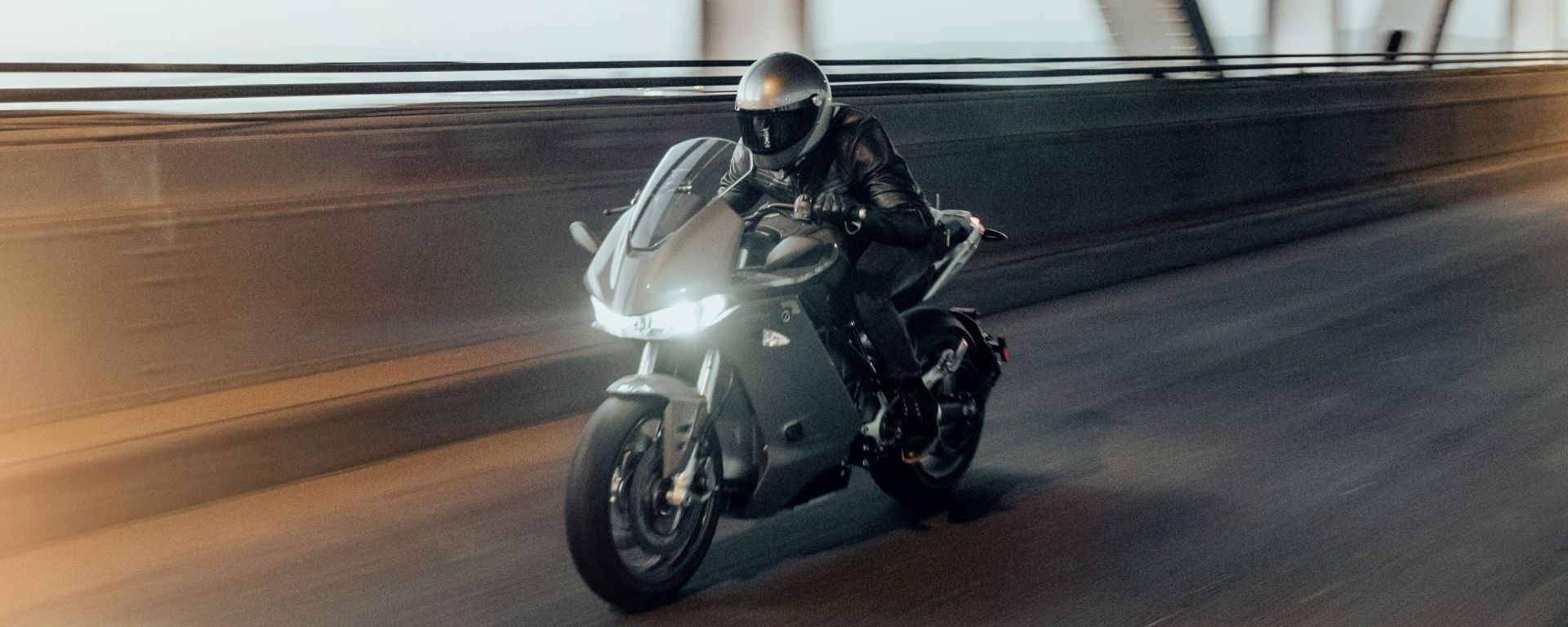 Nuova Zero Motorcycles SR/S