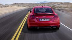 Audi TT e TTS 2019, per Coupé e Roadster è tempo di restyling - Immagine: 4