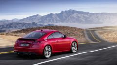 Audi TT e TTS 2019, per Coupé e Roadster è tempo di restyling - Immagine: 5