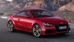 Audi TT e TTS 2019, per Coupé e Roadster è tempo di restyling - Immagine: 7