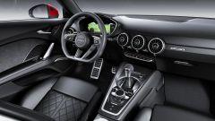 Audi TT e TTS 2019, per Coupé e Roadster è tempo di restyling - Immagine: 11