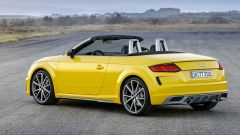 Audi TT e TTS 2019, per Coupé e Roadster è tempo di restyling - Immagine: 12