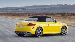Audi TT e TTS 2019, per Coupé e Roadster è tempo di restyling - Immagine: 13