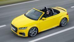 Audi TT e TTS 2019, per Coupé e Roadster è tempo di restyling - Immagine: 15