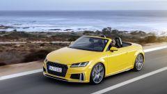 Audi TT e TTS 2019, per Coupé e Roadster è tempo di restyling - Immagine: 16