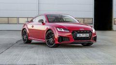 Audi TT e TTS 2019, per Coupé e Roadster è tempo di restyling - Immagine: 17
