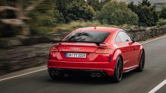 Audi TT e TTS 2019, per Coupé e Roadster è tempo di restyling - Immagine: 22