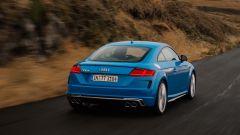 Audi TT e TTS 2019, per Coupé e Roadster è tempo di restyling - Immagine: 30